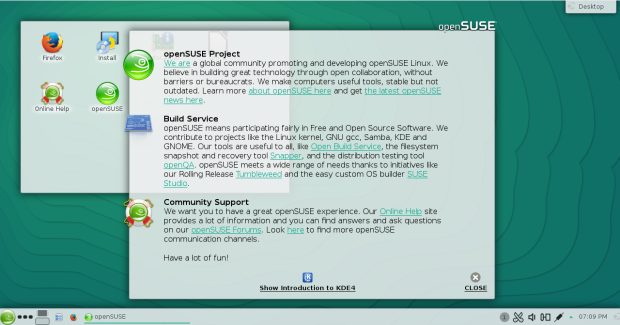 OpenSuse 13.2 disponible para descargar