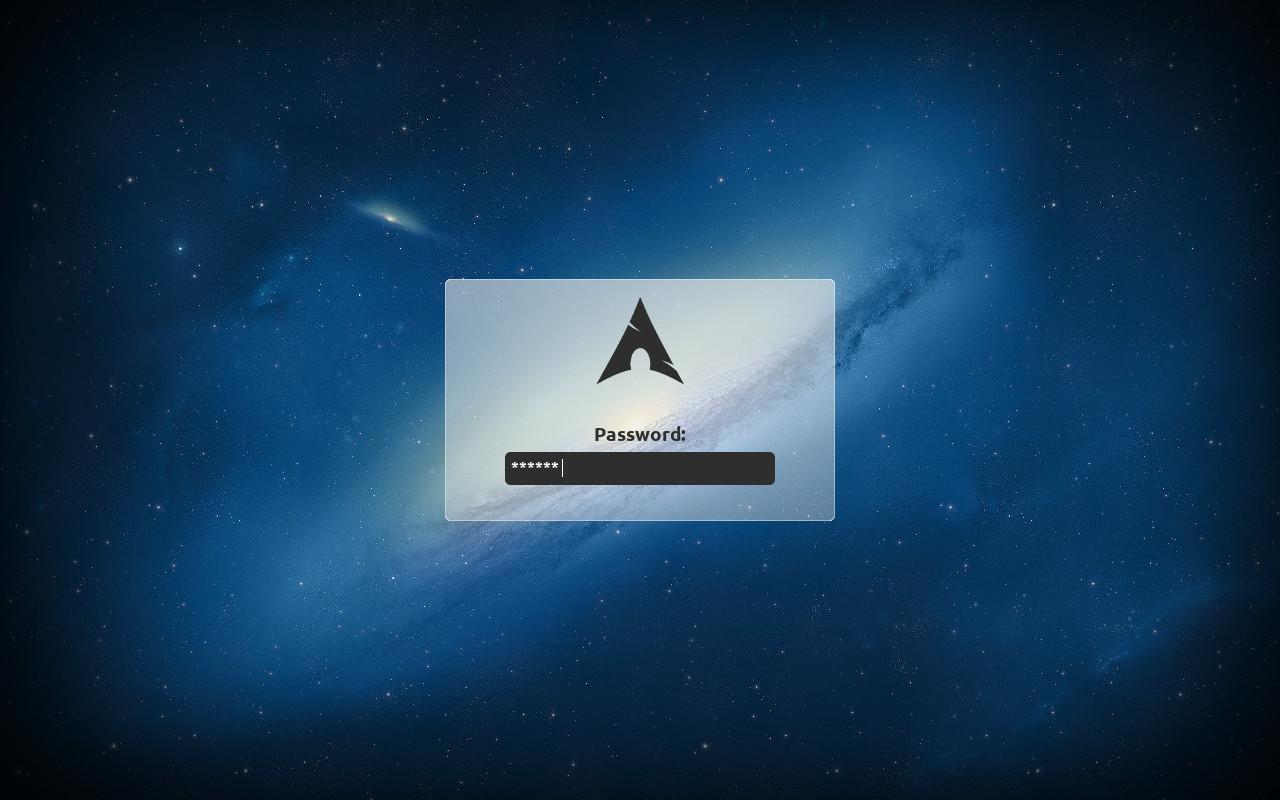 instalar arch linux con open box personalizado como profesional