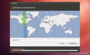 Como Instalar Ubuntu 12.04 - Selecionar zona horaria