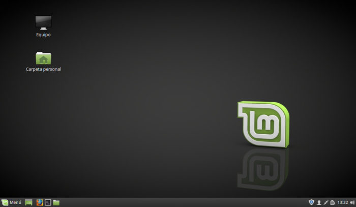Linux Mint 18.2 desktop screenshot