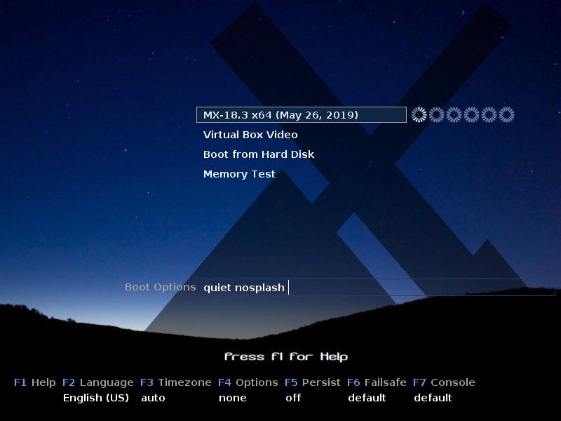 MX Linux install boot loader comoinstalarlinux Instalar MX linux en español cargador de arranque