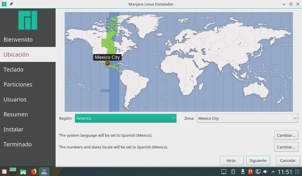 como instalar manjaro screen cast instalación de manjaro linux 17