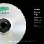 como instalar opensuse tumbleweed network install rolling release welcome menssage mensaje de bienvenida