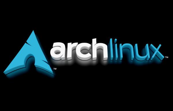 archlinux arch linux logo como instalar linux