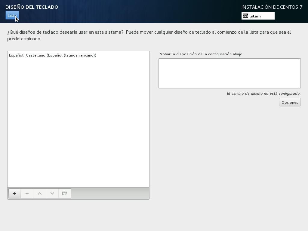 como instalar centos linux servidor server install