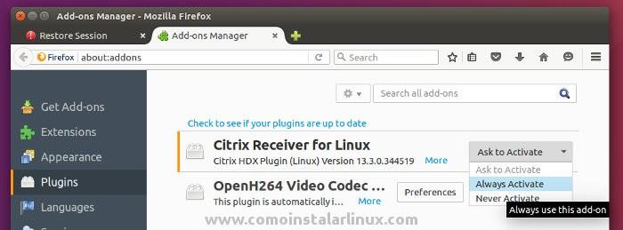 citrix for ubuntu install citrix ica client download linux