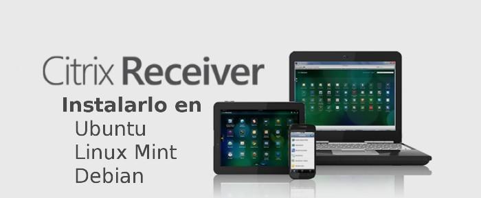 citrix ica client for linux receiver install ubuntu