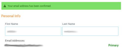 como instalar copy confirmar correo