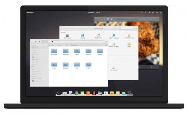 Elementary OS Freaya disponible