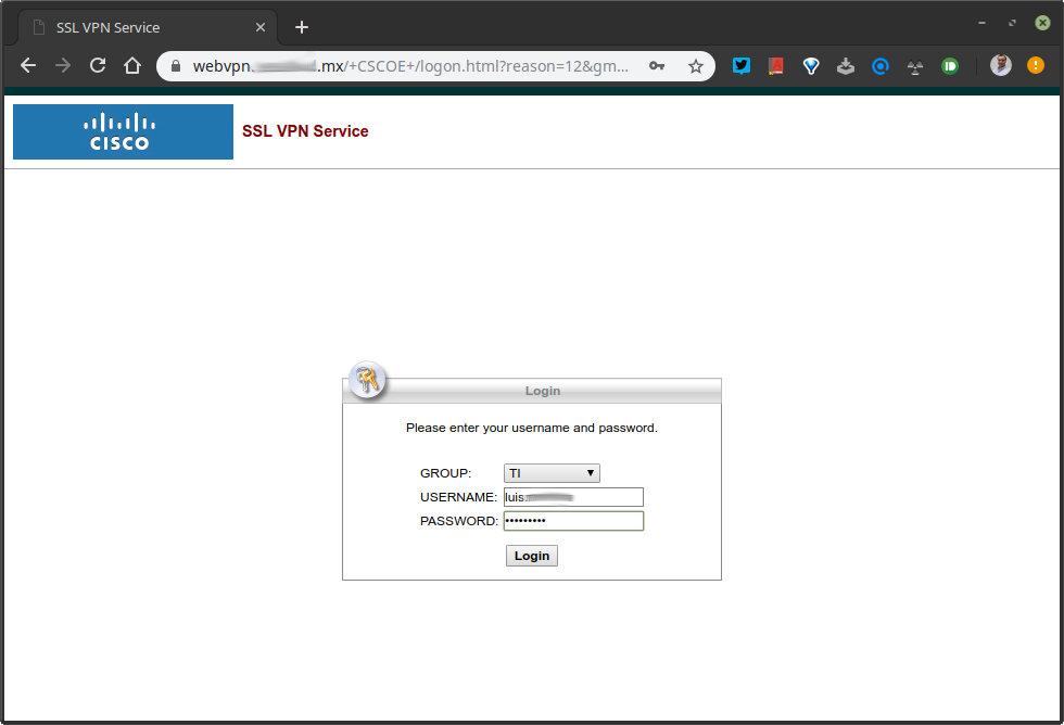 como instalar una VPN cisco anyconnect en linux mint y ubuntu 01