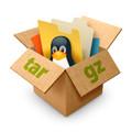 comprimir y descomprimir archivos rar zip tar targz 7zip ace en ubuntu