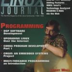linux journal cover 61 mi primer tomo de linux journal