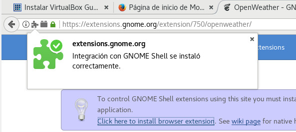 debian 9 install firefox gnome extensions control 01