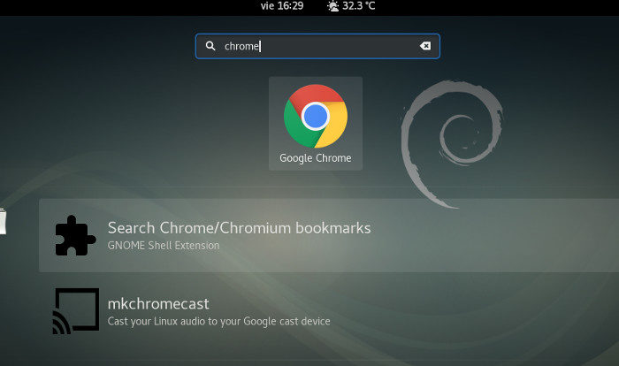 debian 9 install google chrome stable how to como instalar google chrome