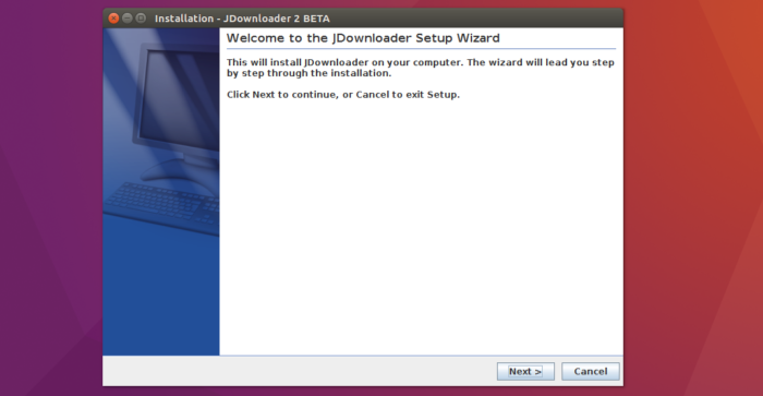 jdownloader2 install linux