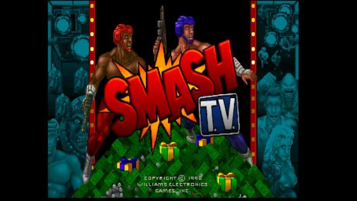 mame emulador juegos arcade linux ubuntu linuxmint juegos smashtv