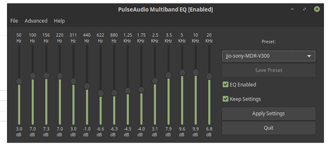 pulseaudio-equalizer-ladspa 2.7.2 comoinstalarlinux.com ecualizador liunx ubuntu mint debian gtk3