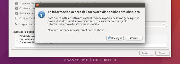 que hacer despues de instalar ubuntu 1604 lts fastest repository repositorio mas rapido 4