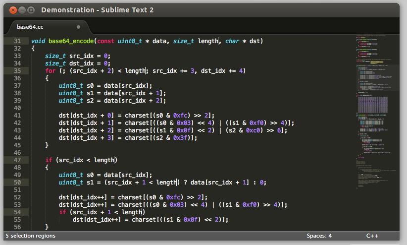 Instalar sublime text 4 en linux