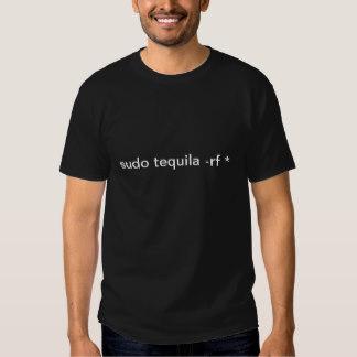 sudo tequila -rf * tequila para todos cuando ere SysAdmin