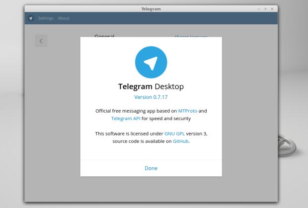 como instalar telegram cliente en ubuntu y linux mint