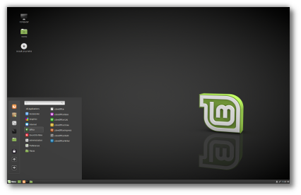 Linux Mint 18.3 sylvia beta