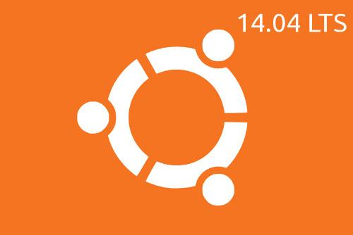 agenda y nombre de ubuntu 14.04 lts