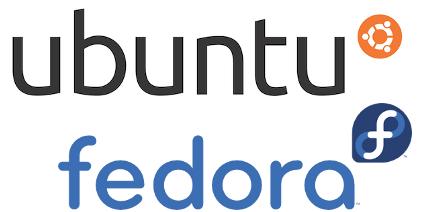 ubuntu fadora lanzamientos